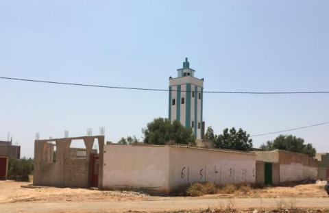 Bouw mee! aan moskee Al Mouhsinien te Ain Chkef