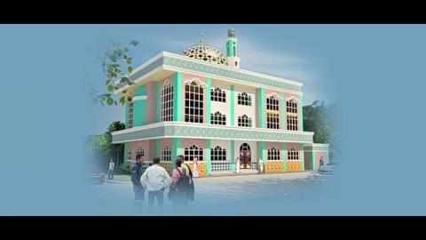 Masjid Abdurrahman in Manila Filippijnen
